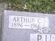 Profile photo:  Arthur Clarence Pund