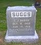 Enoch Jordan Suggs