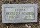 Henrietta <I>Hughes</I> Hommon