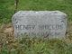 Henry Shields