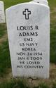 Louis Robert Adams