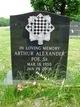 Arthur Alexander Poe, Sr