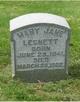 Mary Jane Lesnett