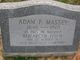 Profile photo:  Adam F Massey