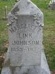 Margaret Texan <I>Link</I> Johnson