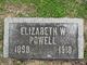 Elizabeth W. Powell