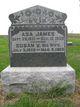 Susan Virginia <I>Clayton</I> James