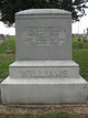 Lucy <I>Webb</I> Williams