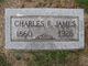 Charles R James