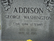 George Washington Addison, Sr