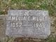 Amelia E. Megee