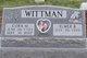 Cora M. <I>Rohr</I> Wittman