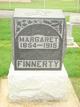 Margaret <I>O'Connor</I> Finnerty