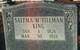 Salema M. <I>Tillman</I> King