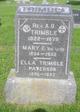 Profile photo: Rev A D Trimble