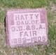 Hatty Fair