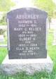 Profile photo:  Ella S <I>Heath</I> Abberley