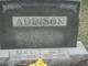 Ada M <I>Arnold</I> Addison