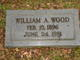 William A. Wood