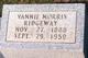 Vannie Mae <I>Morris</I> Ridgeway
