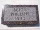 Betty Phillippi