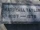 Marshall Taylor