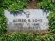 Alfred R Love