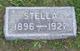Profile photo:  Stella <I>Shafer</I> Abernathy