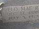 Elo Mae <I>R.</I> Dunham