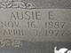 Ausie E Dunham