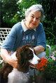Profile photo:  Frances Henrietta <I>Terry</I> Huston