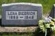 "Profile photo:  Carolina Maria ""Lena"" <I>Finger</I> Diedrich"