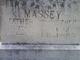 Sarah Mary Caroline <I>Walls</I> Massey