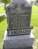 Profile photo:  Anton Frank Fangman