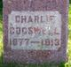 Charlie Cogswell