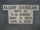 Ellen Carolina <I>Arledge</I> Aiken