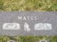 Profile photo:  Adnes Eula <I>Sparks</I> Mayes
