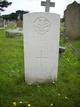 Company Serjeant Major Henry Daniel Bance