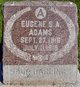 Profile photo:  Eugene S.A. Adams