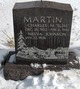 Melva <I>Johnson</I> Martin