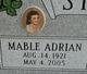 Mable Adrian Stansbury