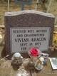 Vivian S. <I>Saavedra</I> Aragon