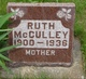 Ruth McCulley