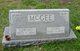 Cora <I>Foor</I> McGee
