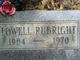 Lowell Rubright