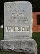 Isaac Loman Wilson
