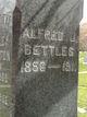 Profile photo:  Alfred John Bettles