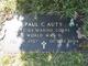 PFC Paul C Auty
