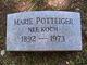 Marie Isabel <I>Koch</I> Potteiger