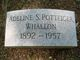 Adeline S. <I>Potteiger</I> Whallon